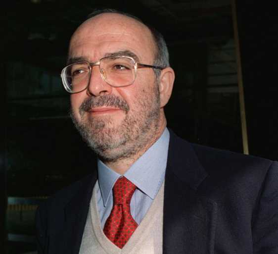 Renzo Foa, direttore di Liberal