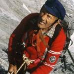 Addio a Riccardo Cassin, il grande alpinista italiano
