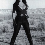 "E' morta Tura Satana, Bad Girl in ""Faster, Pussycat! Kill! Kill!"""