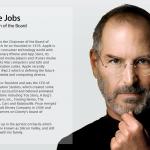 Addio a Steve Jobs, il fondatore di Apple